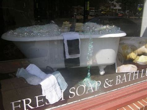 how to make fake bubbles for decoration window2 ideas to remember soap display pet store display diy