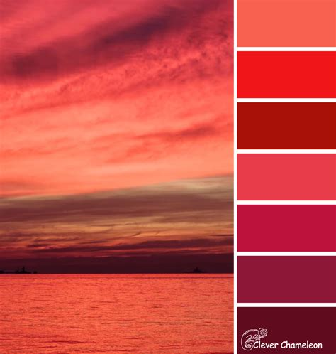 colour inspiration tuesday january is red clever