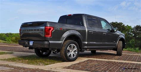 2015 Ford Review by 2015 Ford F 150 Platinum 4x4 Supercrew Review