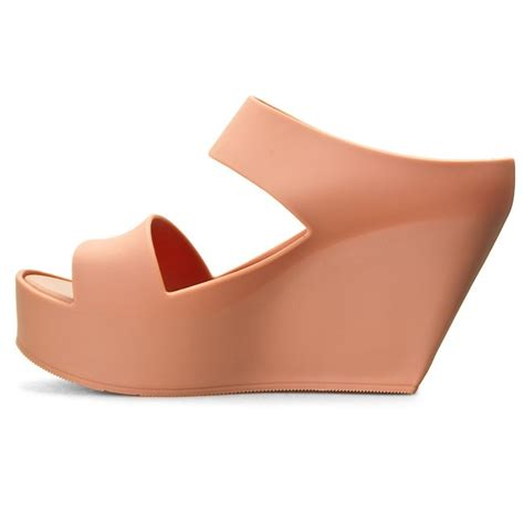 slides creatives wedge sp ad 31472 brown 01439 wedges mules and sandals s