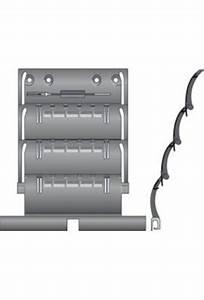 Attache Tablier Volet Roulant Somfy : pros somfy attaches rigides pour moteurs de volets roulants expert domotique ~ Melissatoandfro.com Idées de Décoration