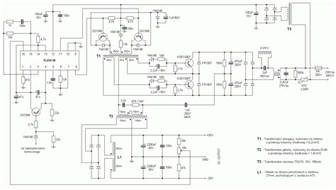 Tl494 Inverter Circuit by Tda7294 Active Subwoofer Circuit Tl494 Switchmode Power