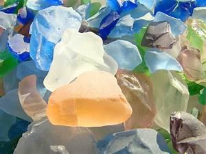 Orange, Blue, Seaglass, Art, Prints, Decorative, Sea, Glass, Photograph, By, Patti, Baslee