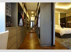 Tired Of Traditional Cupboards? Try Walk In Wardrobe!