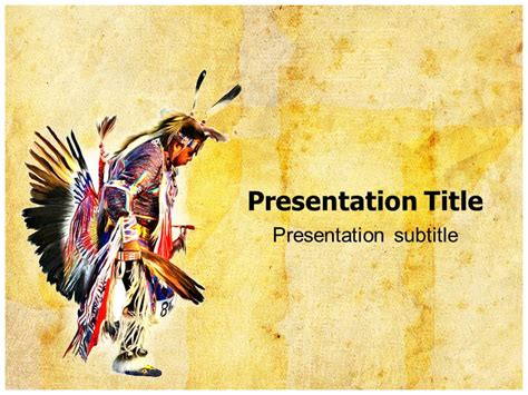 native american powerpoint templates rebocinfo