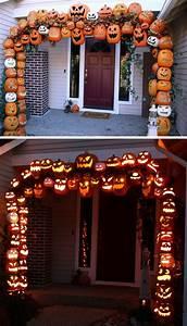 Deco Halloween Diy : 50 best diy halloween outdoor decorations for 2018 ~ Preciouscoupons.com Idées de Décoration