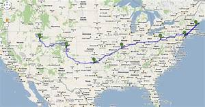 #TheTroyandJylTrip Road Trip Across the United States ...
