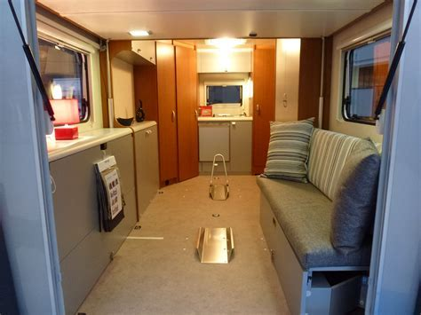 2018 KNAUS DESEO TRANSPORT PLUS FOUR BERTH ( MOTOR CYCLE