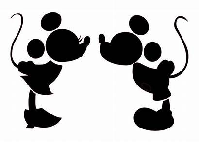 Disney Castle Silhouettes Mickey Silhouette Mouse Graphics