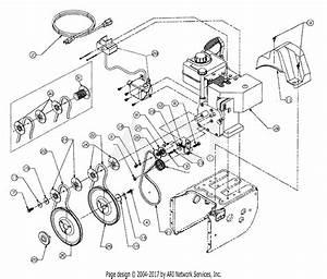 Mtd 317e753f190 Snow Boss 950 St  1997  Parts Diagram For