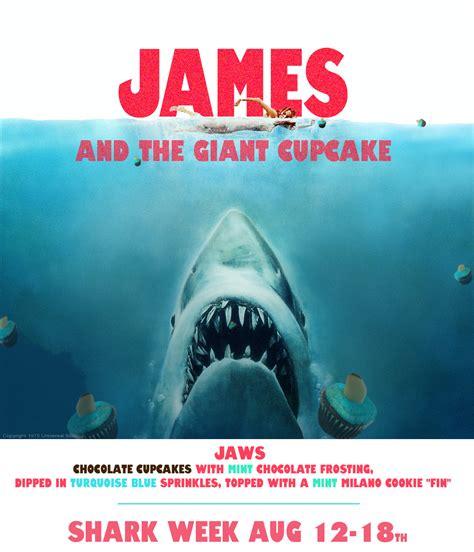 james   giant cupcake