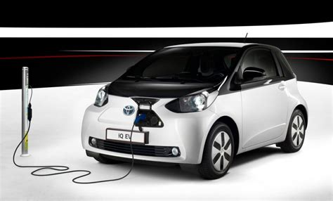 Toyota Iq Usa by Toyota Iq Ev Only 100 Units For Japan And Usa Paul