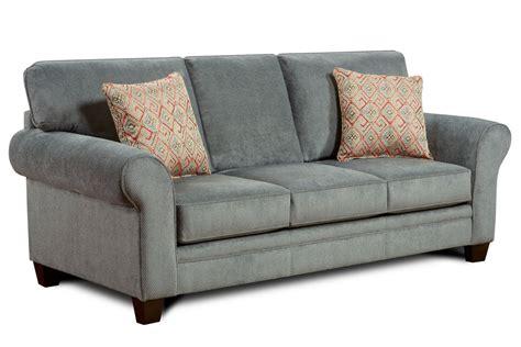 microfiber sofas gazelle microfiber sofa at gardner white