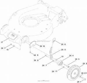 Toro 20092  Super Recycler Lawn Mower  2011  Sn 311000001