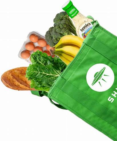 Shipt Bag Emeals Grocery Trial Groceries Delivery