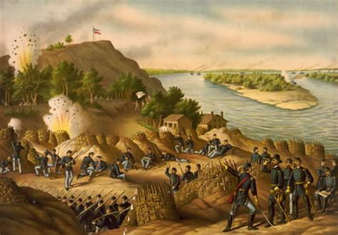 definition for siege vicksburg during the civil war 1862 1863 a caign a
