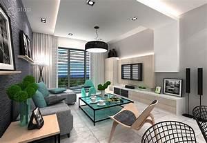 Modern, Living, Room, Apartment, Design, Ideas, U0026, Photos