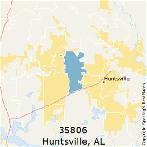 places    huntsville zip  alabama