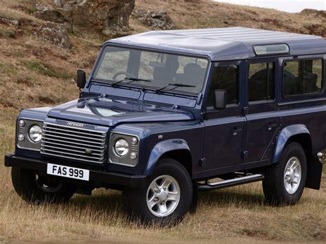 2005 Land Rover Defender 110