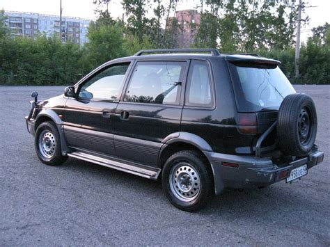 mitsubishi rvr images 1994 mitsubishi rvr e n23w pictures information and