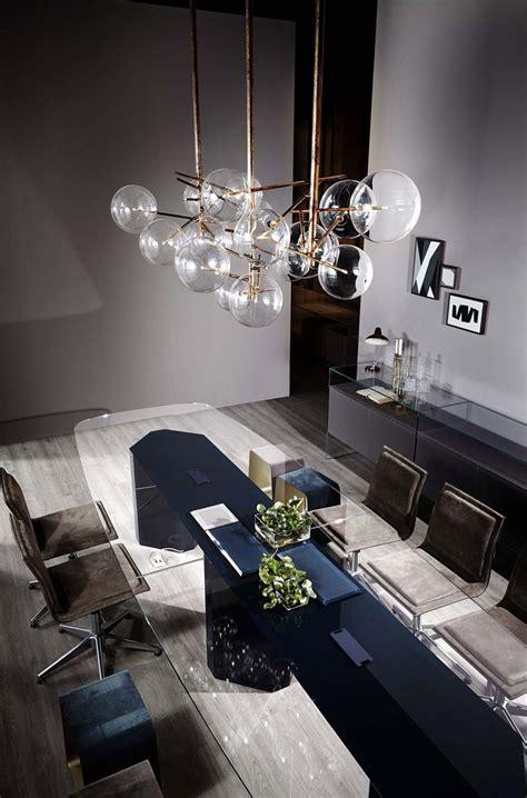 bolle pendant lights  gallotti radice meeting room