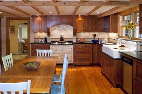 carpenter gothic kitchen