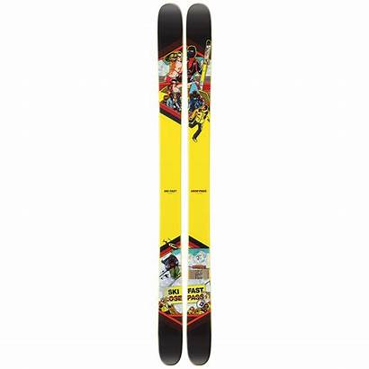 Vacation Skis Gear