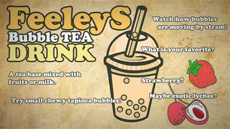 Bubble Tea Commercial Youtube