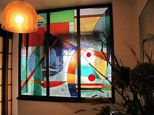 Vetrate artistiche moderne (Foto) Design Mag