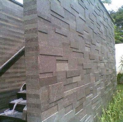 batu alam andesit  dinding  lantai batu alam