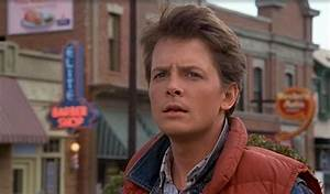 Back to the future - Michael J. Fox - Marty McFly ...