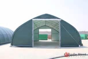 Fabric Storage Buildings