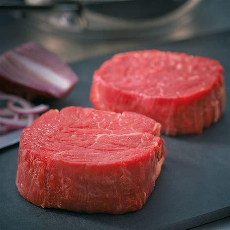 cuisiner tournedos de boeuf filet de bœuf tournedos 2 pièces de 180g mon aveyron