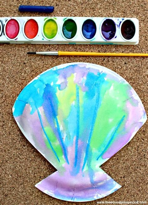 153 best and sea crafts and activities for 551 | 34e556d9a9caa901903b263cb0ad6f63 paper plates paper plate fish
