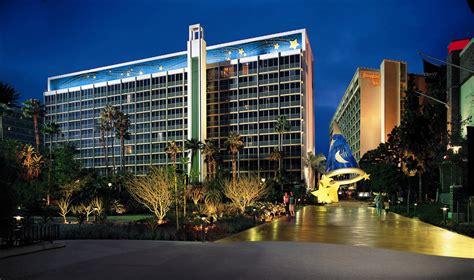 Design & History Of The Disneyland Hotel California 1966  1988  Designing Disney