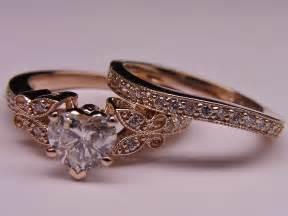 antique gold wedding rings wedding promise