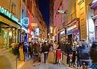 Quartier Latin - Latin Quarter Paris - La Sorbonne