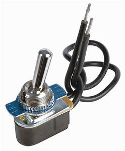 12 Volt S P S T  On  Off Toggle Switch