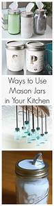 Say, Hello, To, Your, New, Favorite, Kitchen, Decorating, Ideas, Because, These, Mason, Jars, Are, Adorable