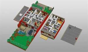 Haus Bauen Anleitung : unser haus aus lego ~ Markanthonyermac.com Haus und Dekorationen