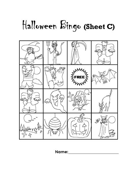mango chutney craft y project esl activities 518 | 5 worksheets for halloween kindergarten