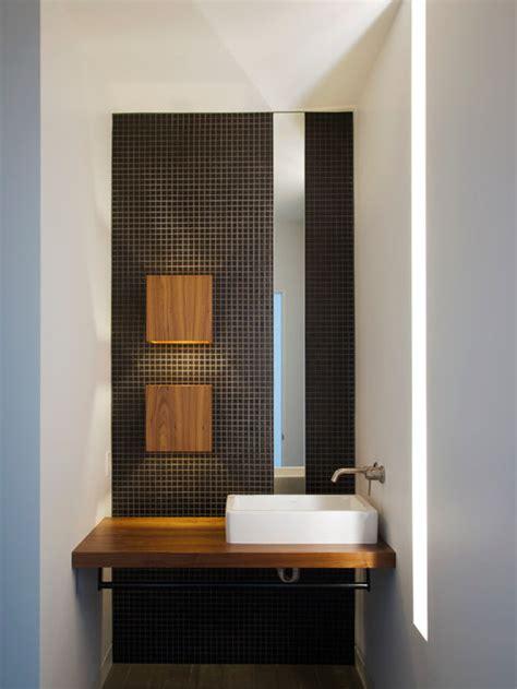 narrow mirror ideas pictures remodel  decor
