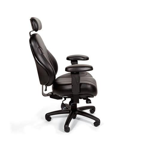 tempur pedic office chair canada the executive office chair with tempur material