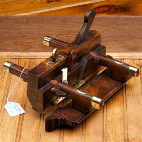 antique sash fillister plane garrett wade