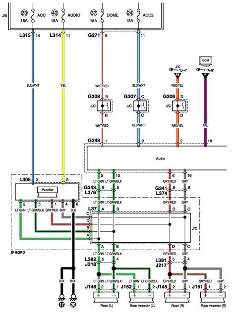 Radio Wiring by Suzuki Car Radio Stereo Audio Wiring Diagram Autoradio