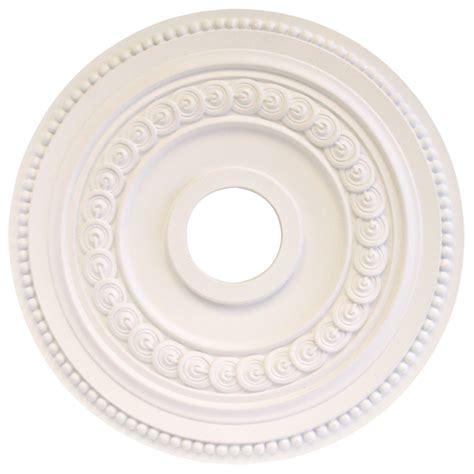 shop architectural ornament ceiling medallion at lowes com