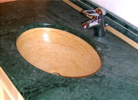 lade da incasso lavello bagno in marmo in pietra o in granito