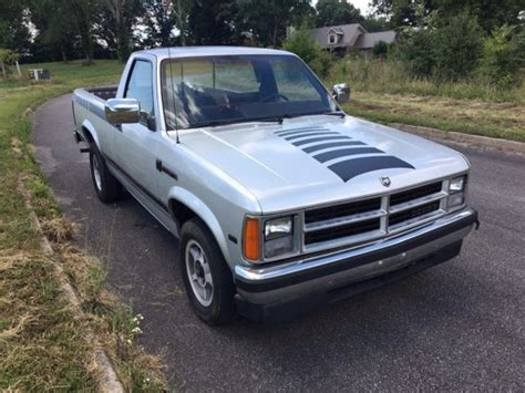 1989 DODGE DAKOTA SPORT STRIPES 73,000 LOW MILES CLASSIC
