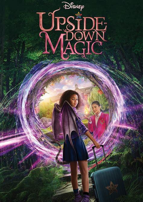 Upside-Down Magic Bonus Features List