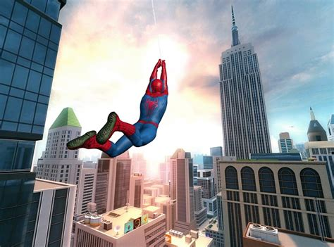 amazing spider man  mobile game released noypigeeks